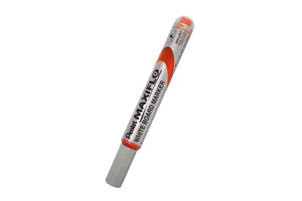 PENTEL Whiteboard Marker MAXIFLO 4mm MWL5S-F orange