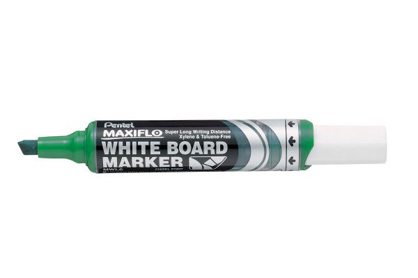 PENTEL Whiteb. Marker MAXIFLO 2/6mm MWL6-DO grün