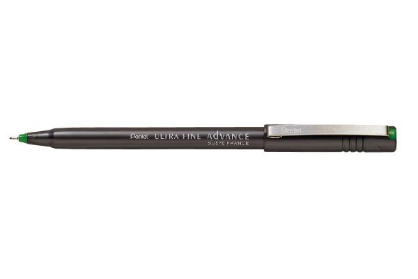 PENTEL Ultra Fine Advance 0,6mm SD570-D grün
