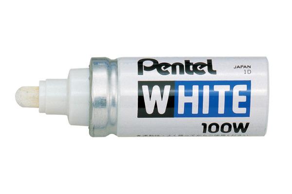 PENTEL Permanent Marker 6,5mm X100W Standard