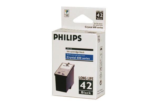 PHILIPS Tintenpatrone HY schwarz PFA542 MFP 650 950 Seiten