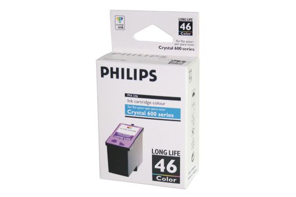 PHILIPS Tintenpatrone HY color PFA546 MFP 650 1000 Seiten