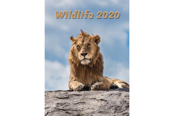 PHOTOGLOB Wildlife 036200347 d/e/fr/i/sp, 23x31,5cm, 2020