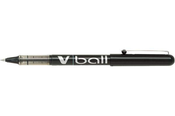 PILOT Roller V-Ball 0,5mm BL-VB5-B schwarz