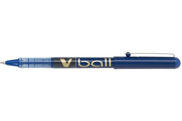 PILOT Roller V-Ball 0,5mm BL-VB5-L blau