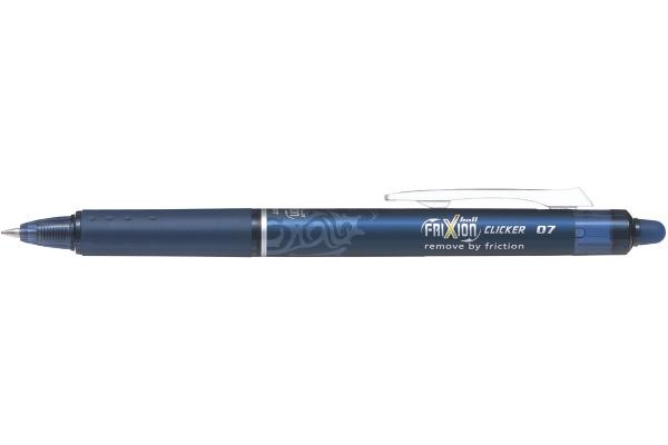 PILOT Frixion Clicker 0.7mm BLRT-FR7-BB blau-schwarz,...