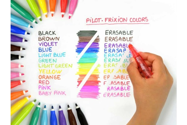 PILOT Frixion Colors SW-FABER-CASTELL-BN braun