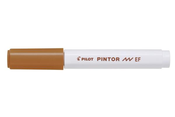 PILOT Marker Pintor 0.7mm SWPTEFBN braun