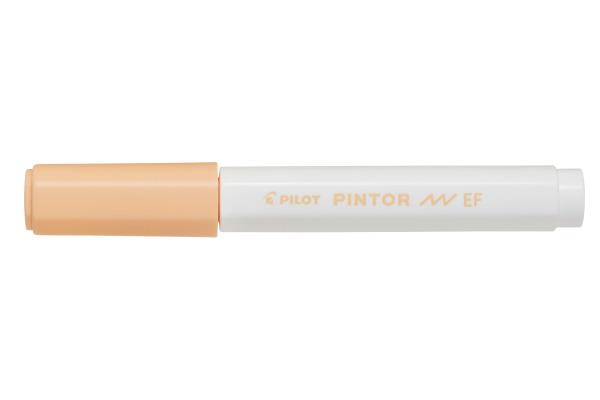 PILOT Marker Pintor 0.7mm SWPTEFPO pastell orange