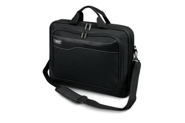 PORT Notebook Bag HANOI Clamshell 105061 15.6 inch black