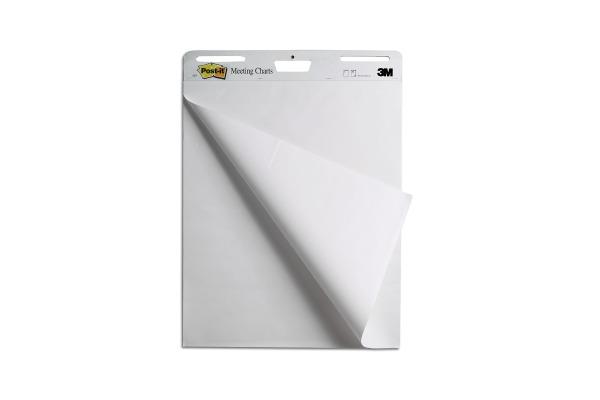 POST-IT Meeting Chart blanko 559 2 Stk. 63,5x77,5cm