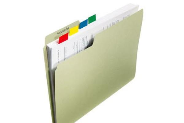 POST-IT Index Tabs 25,4x43,2mm 680-3 grün 50 Tabs