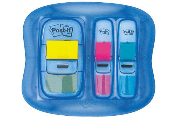 POST-IT Index 50x25mm, 12mm 680ISK/B Dispenser , ass....