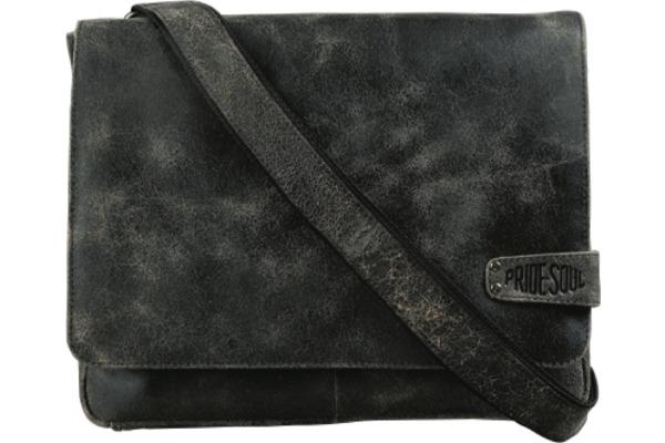 PRIDESOUL Umhängetasche JOLLY 47154 Leder, schwarz