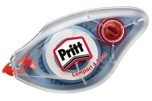PRITT Compact Roller 4.2mmx10m PCK4H Korrektur weiss
