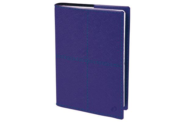 QUO-VADIS Executif Prestige D.Verona 21 QV905388 blau, 1W/2S