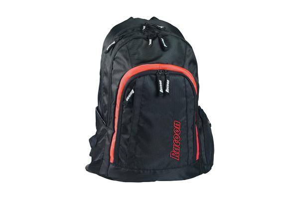 RACOON Backpack City Rack 42.13191 47x33x18cm black/orange