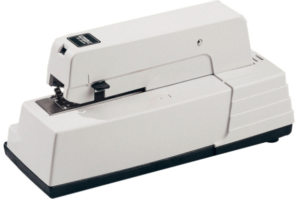 RAPID Classic Elektroheftgerät 90EC 20942901 weiss 30 Blatt