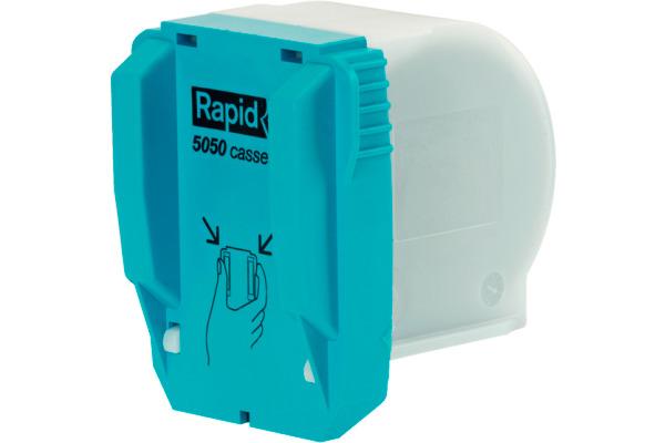 RAPID Heftklammer-Kassette 20993501 Schachtel...