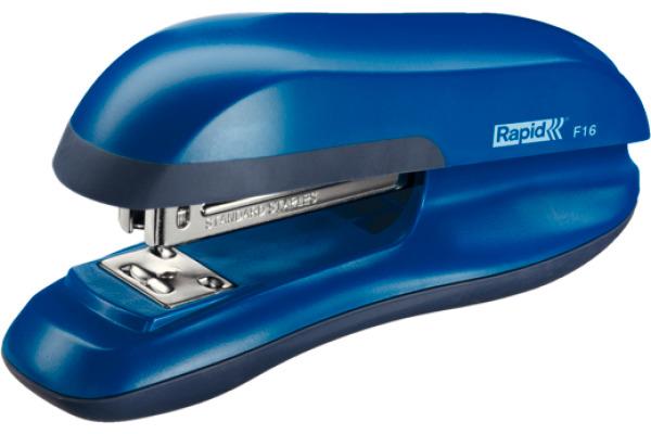 RAPID Bürohefter F16 23810502 blau 20 Blatt