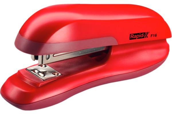 RAPID Bürohefter F16 23810503 rot 20 Blatt