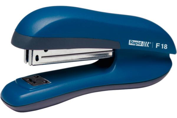 RAPID Heftapparat F18 23811102 blau 20 Blatt