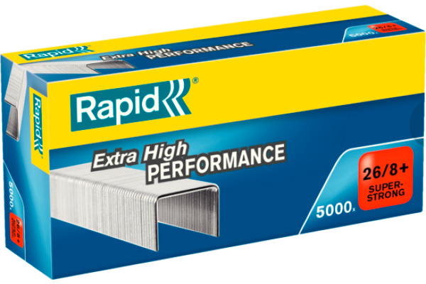 RAPID Heftklammern 26/8mm 24862200 5000 Stück