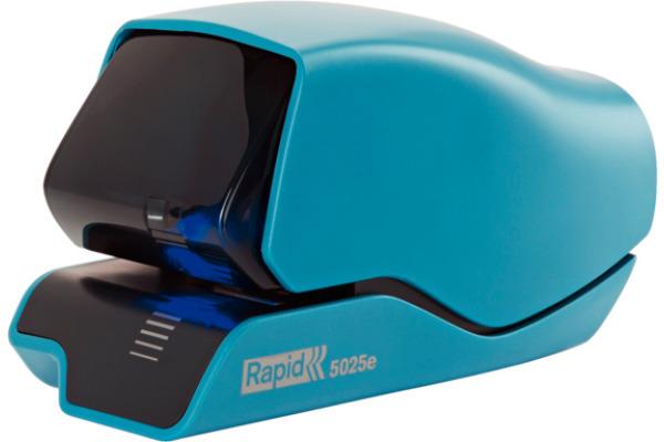 RAPID Elektrohefter 5025e 25095202 blau 25 Blatt
