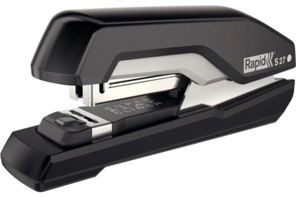 RAPID Heftapparat Supreme Omnipress 5000540 schwarz, S27...