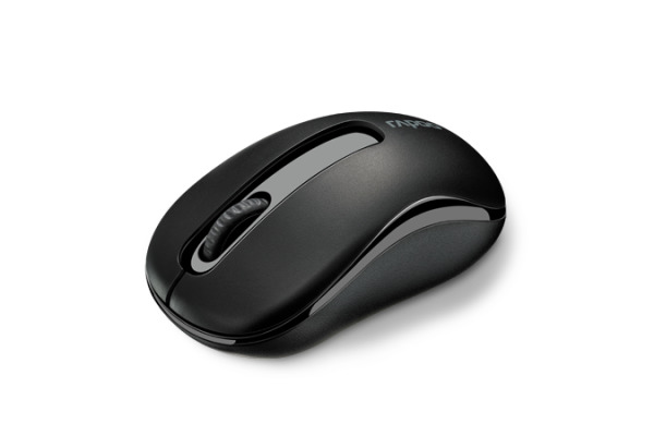 RAPOO Optical Mouse 17298 M10+ black 2.4G, wireless