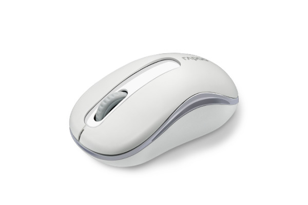 RAPOO Optical Mouse 17299 M10+ white 2.4G, wireless