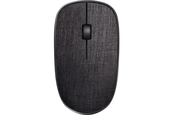 RAPOO M200 Plus Fabric Mouse 18694 Wireless, black
