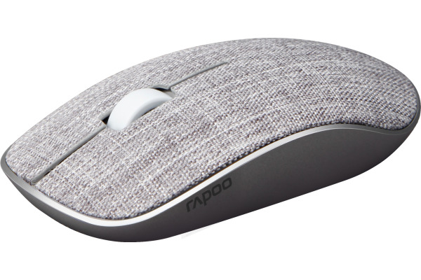 RAPOO M200 Plus Fabric Mouse 18695 Wireless, grey