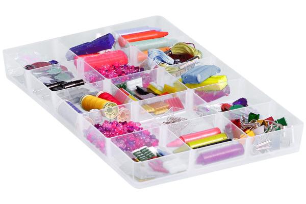 REALLY USEFUL BOX Schubladenbox PP 68504600 15...