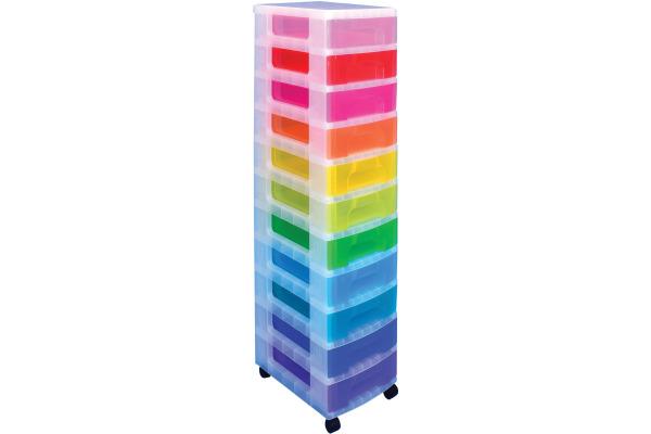 REALLY USEFUL BOX Aufbewahrungsbox 42x30x121cm 68514200...