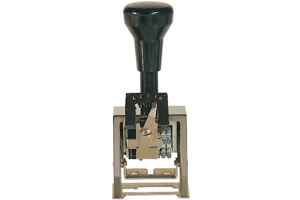 REINER Nummernstempel RH201034 Antiqua 5,5mm