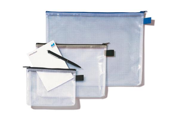 REXEL Carry Mesh Bags A4 1300260 schwarz