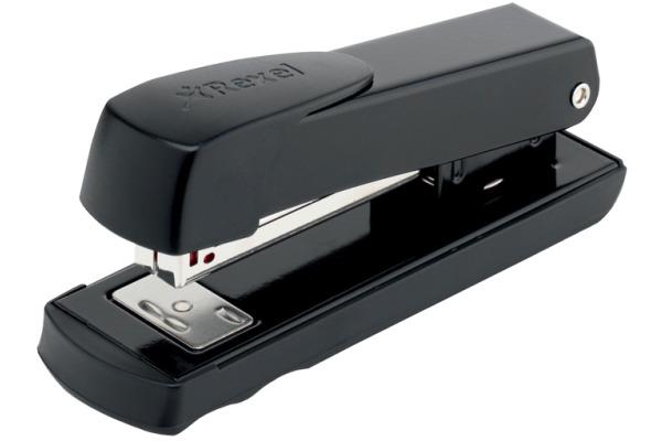 REXEL Meteor compact stapler 2100019 schwarz