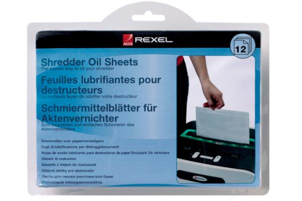 REXEL Ölblätter 2101948 12 Stück