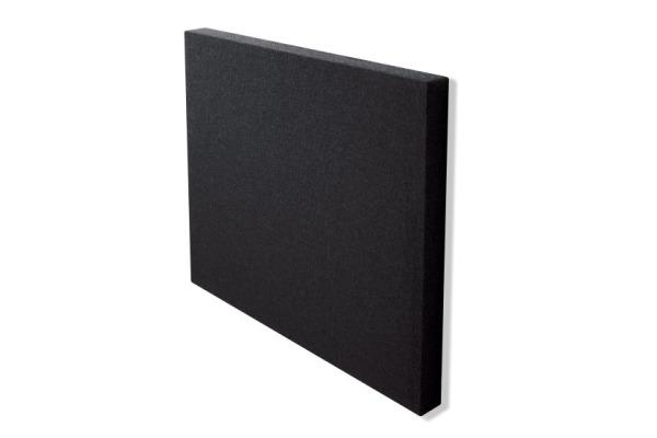 REXEL Activita Lärmschutztafel 2104391 WM 600X600mm schwarz