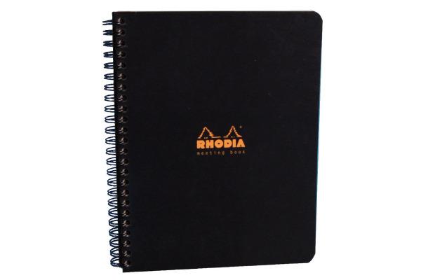 RHODIA Meetingbook A5+ 19341 Vordruck