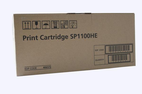 RICOH Toner-Modul HY schwarz 406572 SP 1100 4000 Seiten