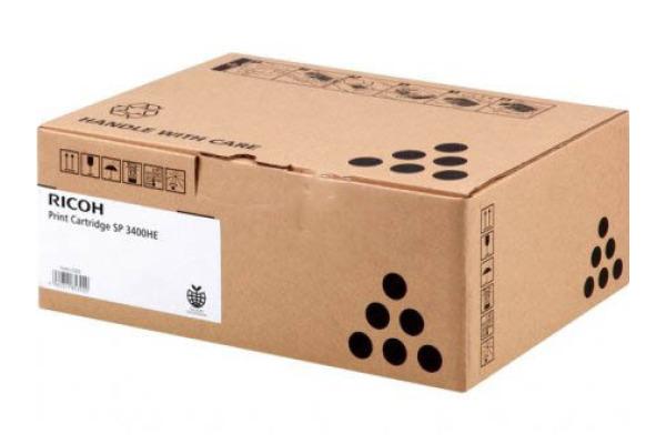 RICOH Toner-Modul schwarz 407647 SP 3400/3410 2500 Seiten