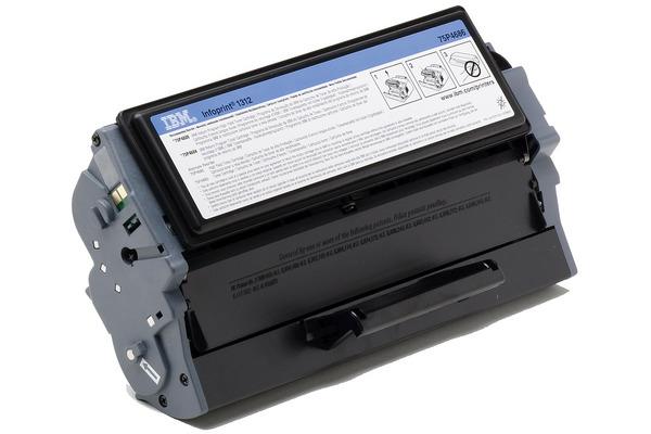 RIC.INFOP Toner-Modul HY return schwarz 75P4686 InfoPrint 1312 6000 Seiten