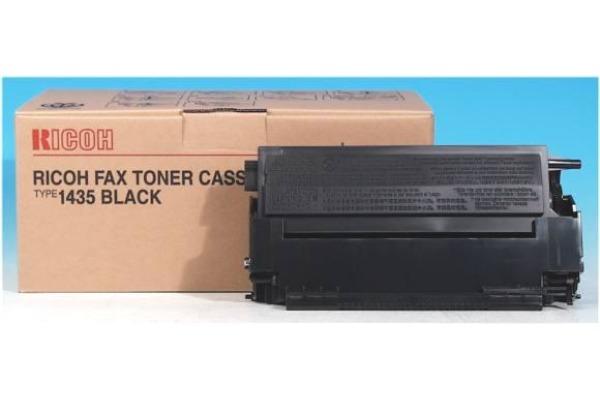 RICOH Toner-Modul schwarz Typ 1435 Fax 2000L/2900L 4500 Seiten
