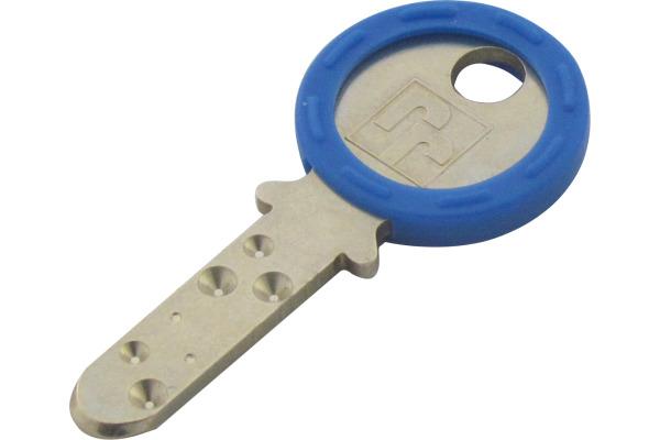 RIEFFEL Schlüsselkennringe 8008SB 6 assortiert 6 Stück