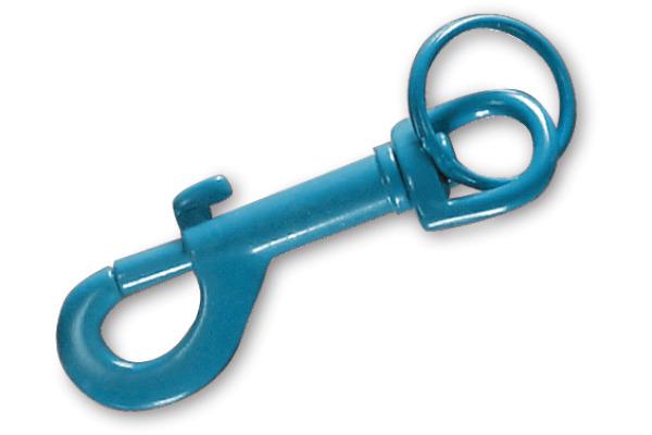 RIEFFEL Schlüssel-Karabiner 8066SB couleurs assortiert