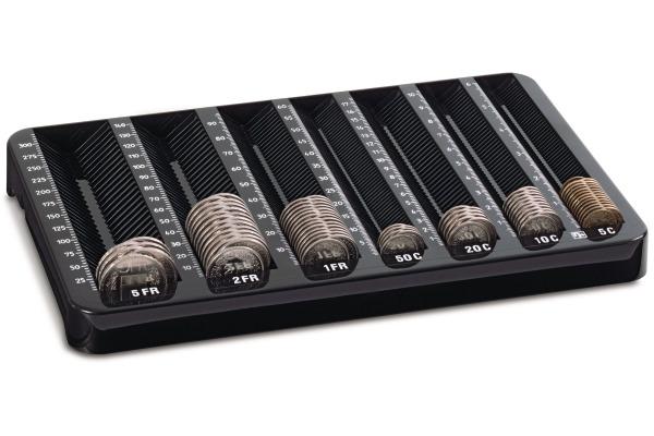 RIEFFEL Geldkassetten Einsatz CH2006 für CHF...