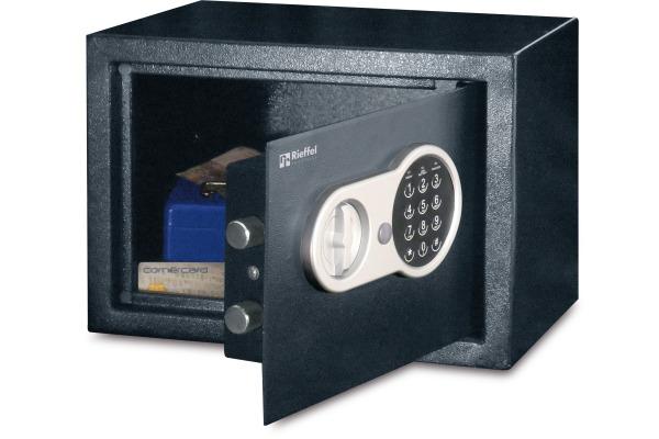 RIEFFEL Sicherheitsbox 250x350x250mm HGS-16 E schwarz