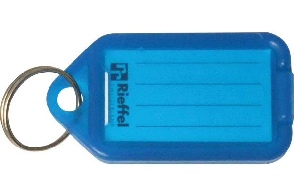 RIEFFEL Schlüsselschilder Display KT1000STV assortiert 38x22mm 100 Stück
